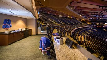 Garden Lounge Suite Madison Square Garden