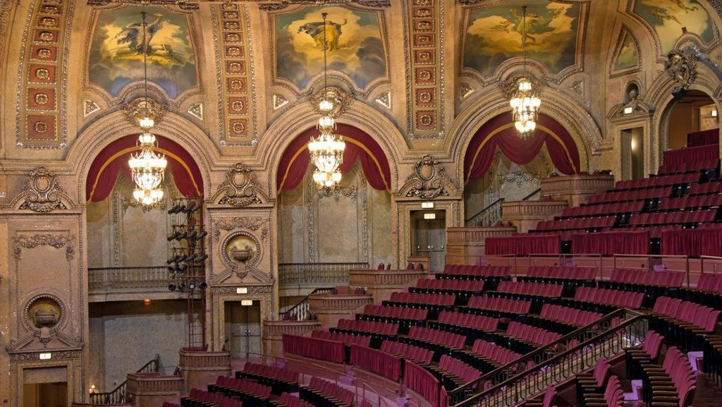 The Chicago Theatre Rental
