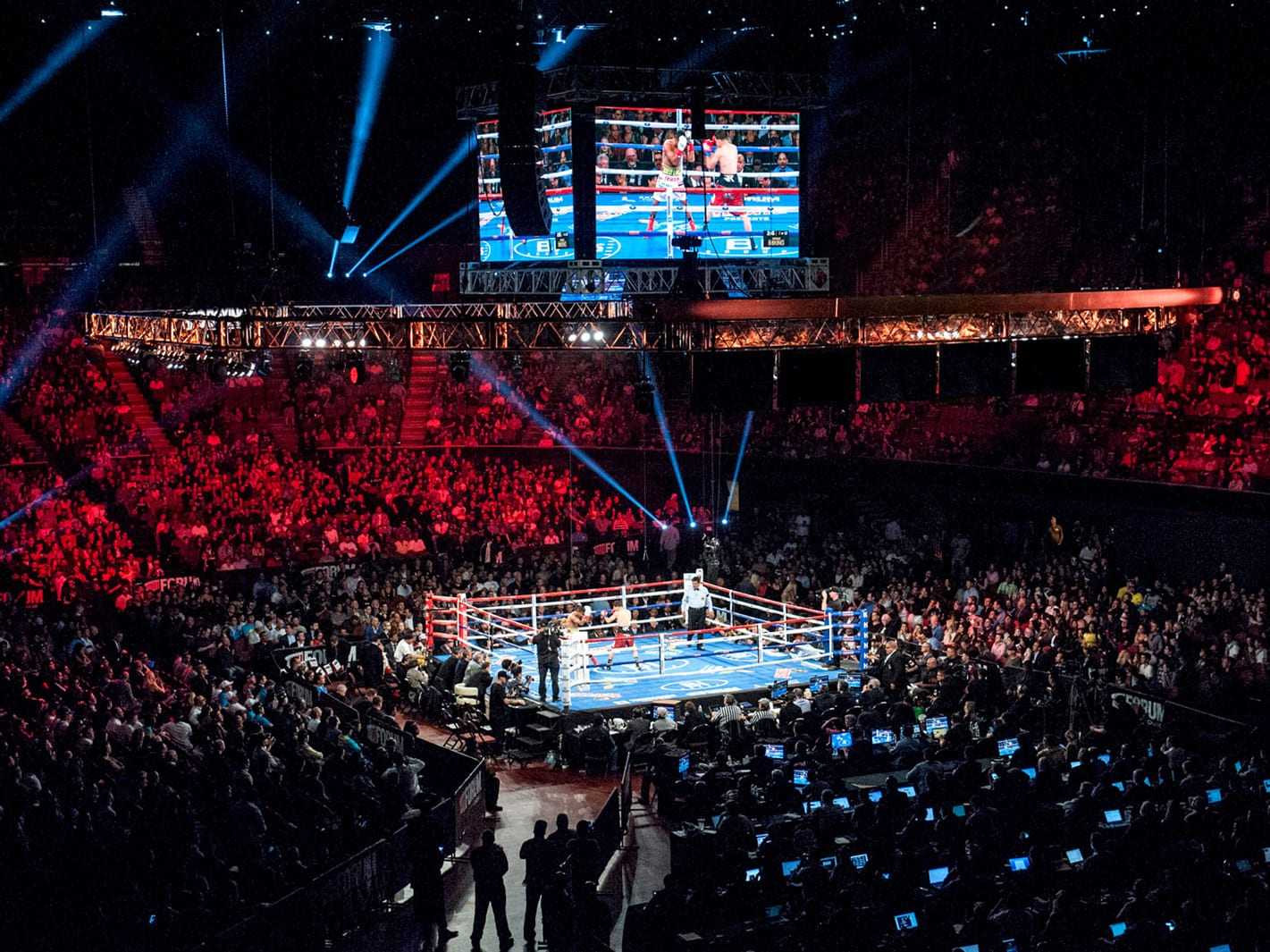 madison square garden venue rental