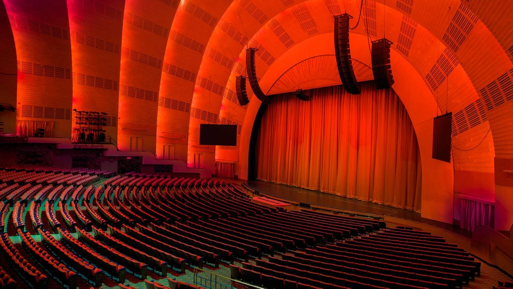 Radio City Music Hall Rental