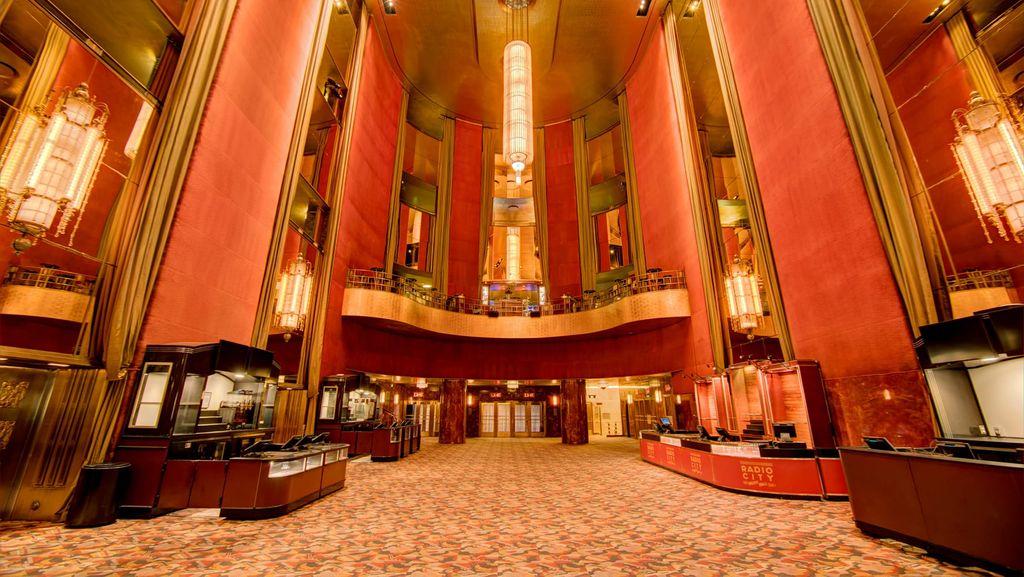 Radio City Music Hall Rental