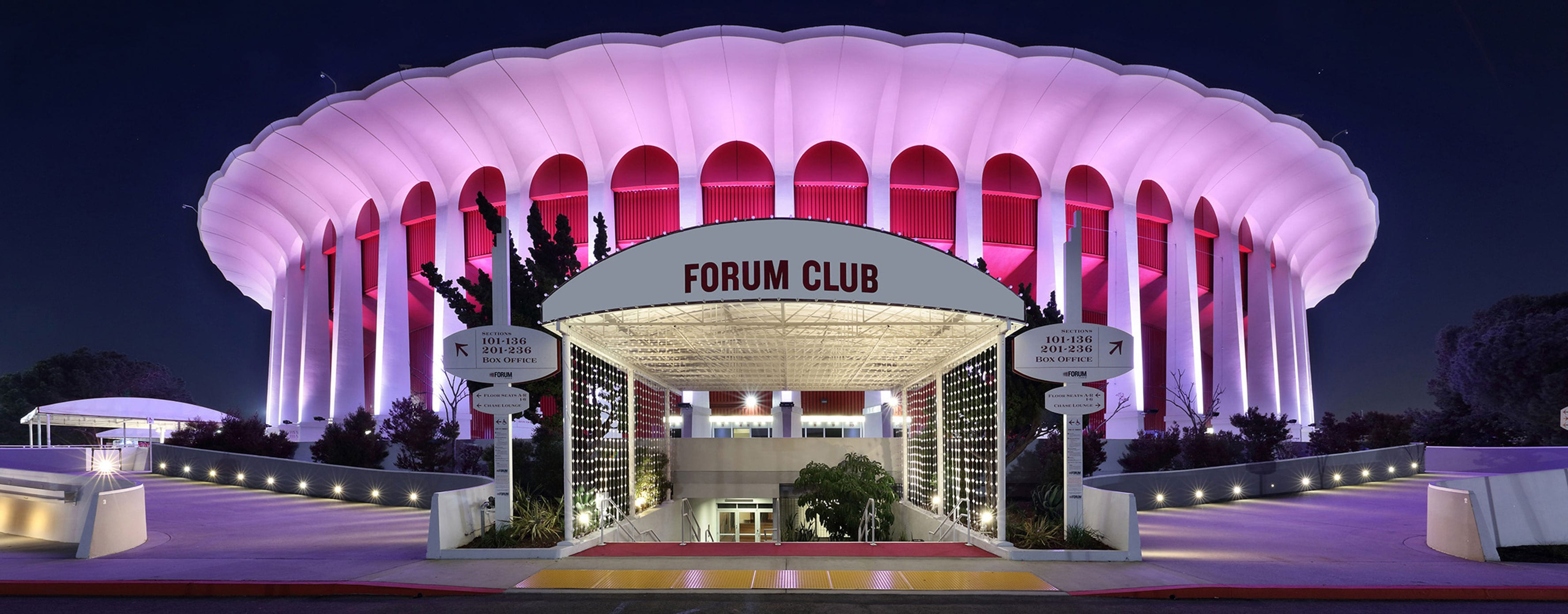 The Forum Venue Rental