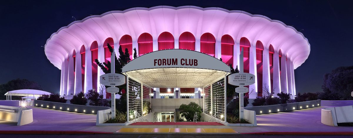 The Forum Los Angeles