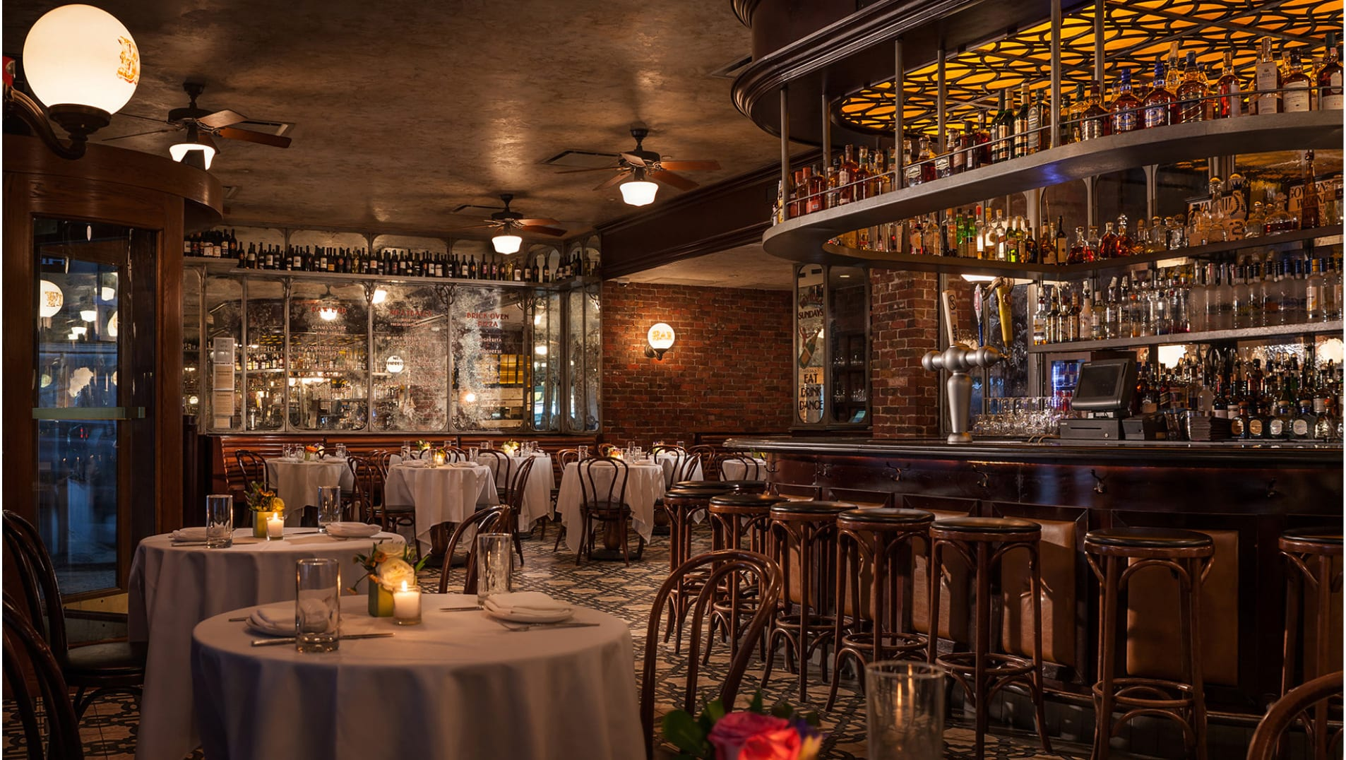 LAVO Restaurant New York Rental