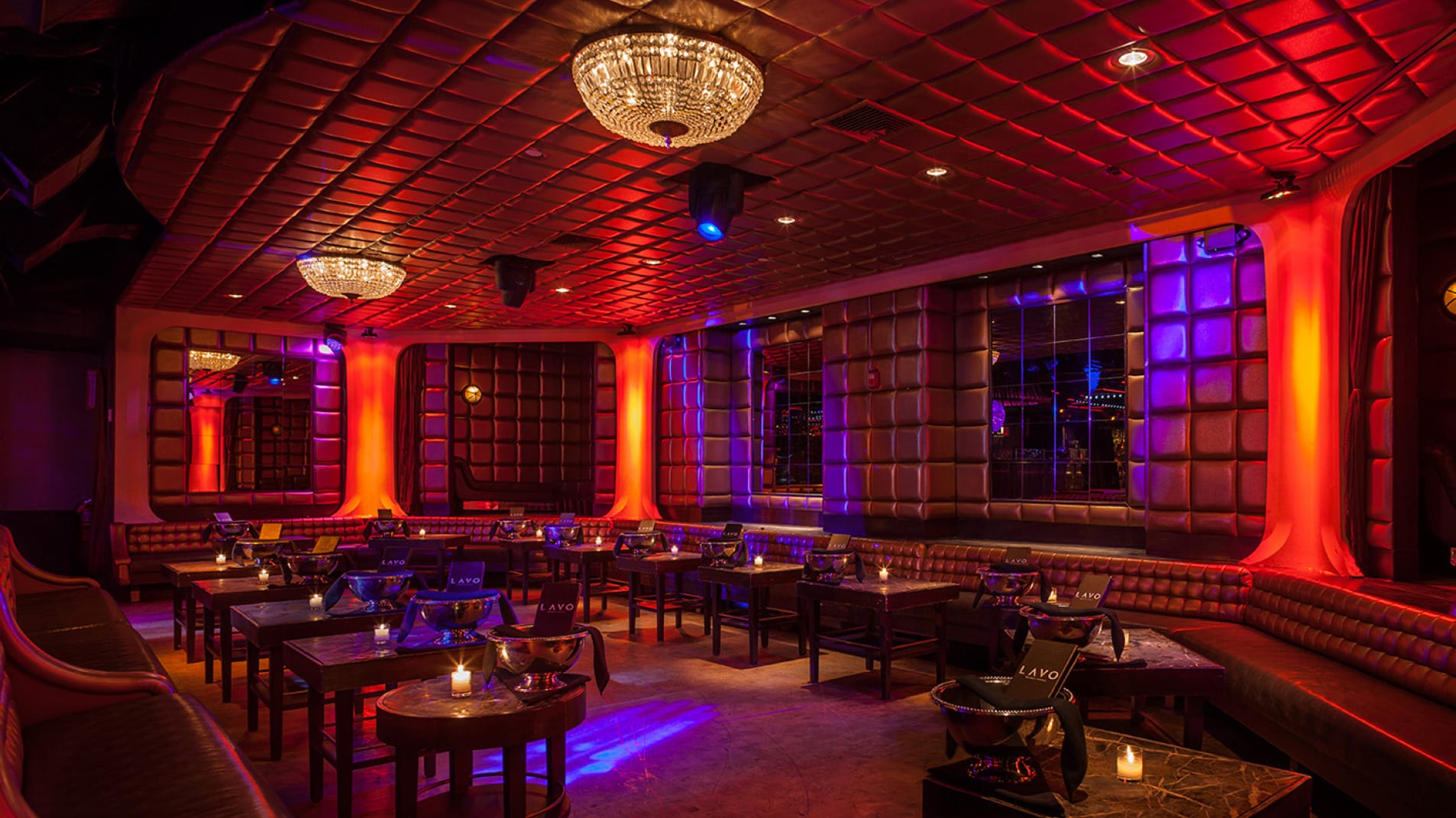 LAVO Nightclub New York Rental