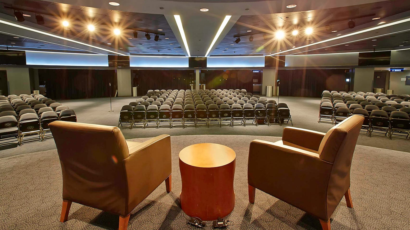 Hulu Theater at MSG Lobby Rental