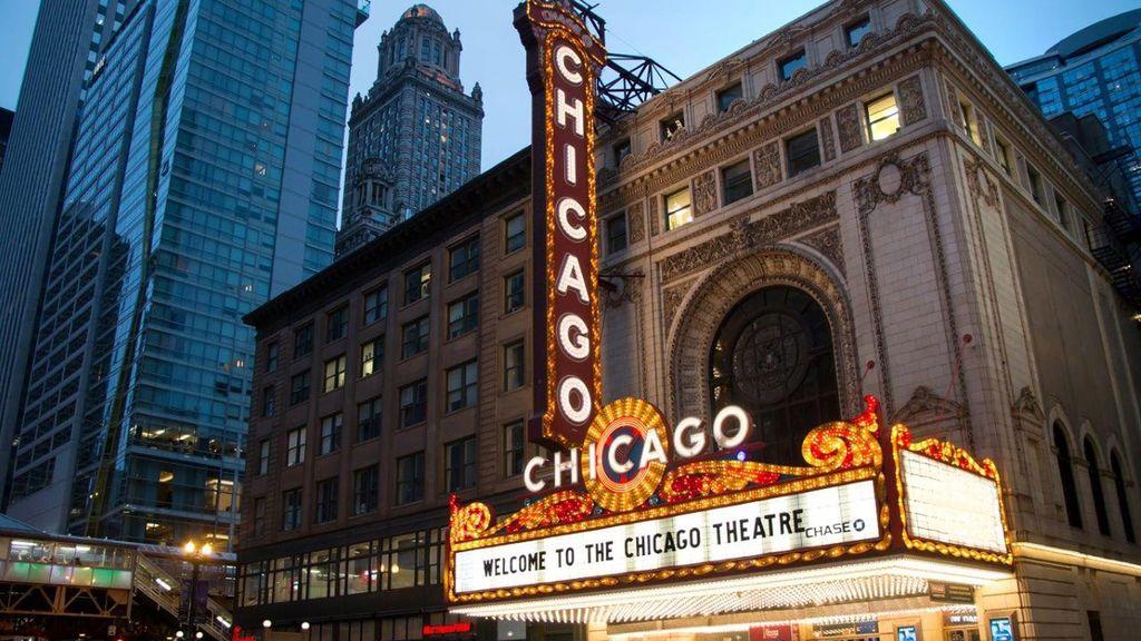 The Chicago Theatre Rental