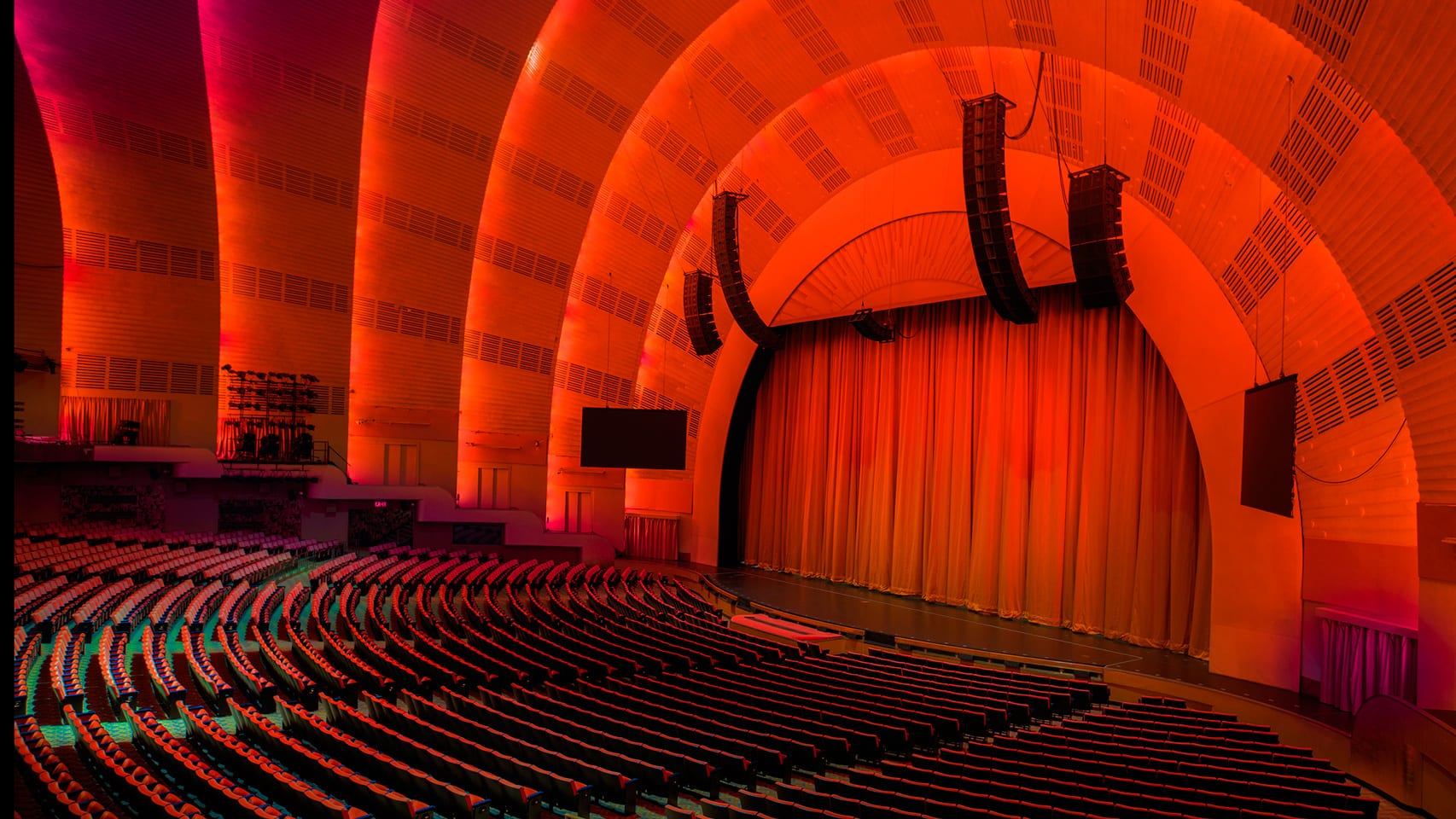 Radio City Music Hall Auditorium Rental