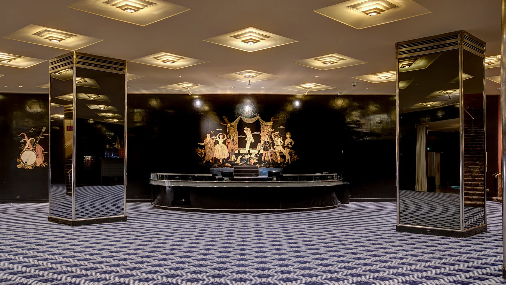 Radio City Music Hall Grand Lounge Rental