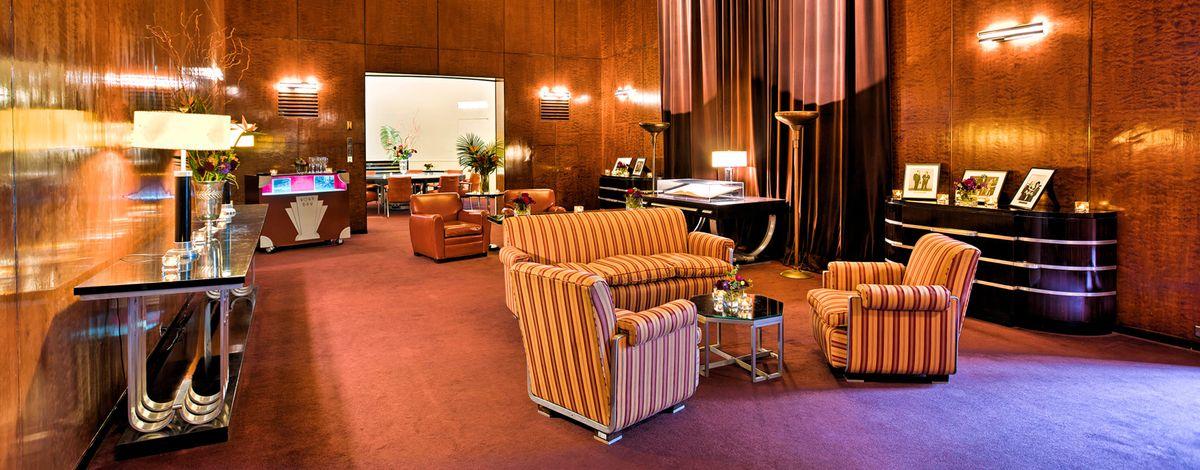 Radio City Music Hall suites