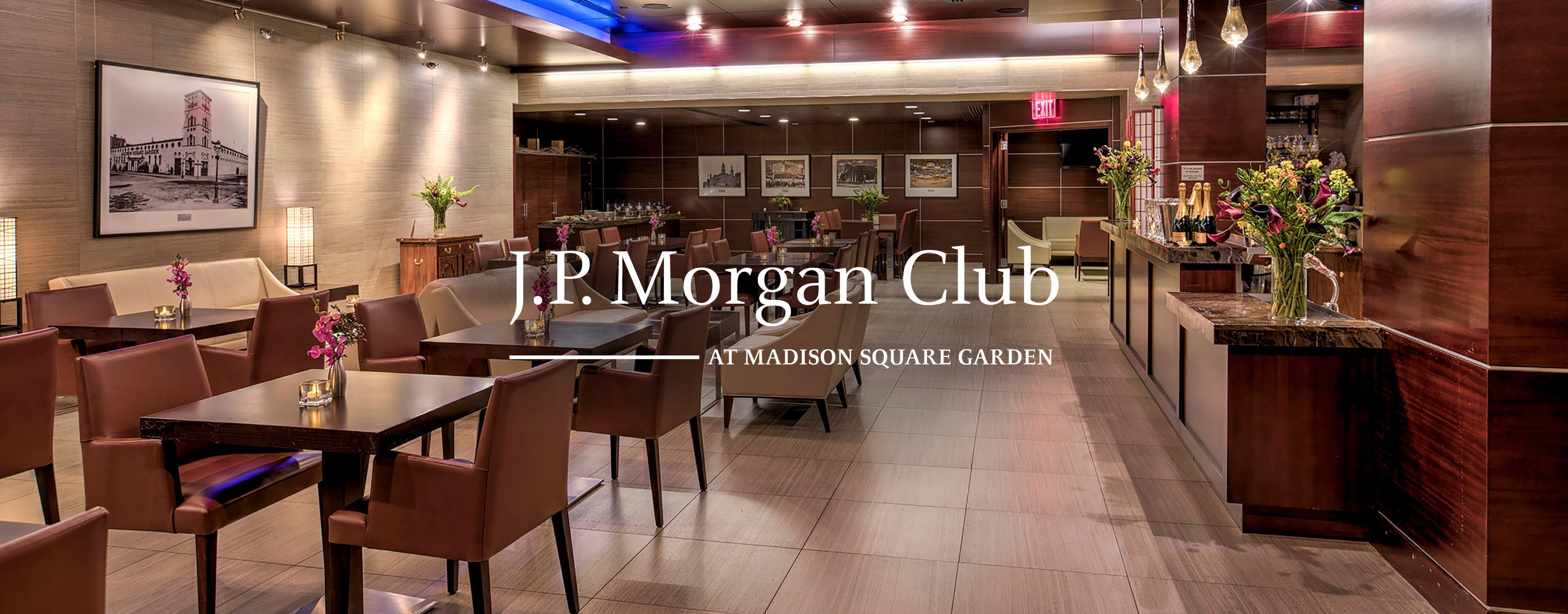 J P Morgan Club Msg
