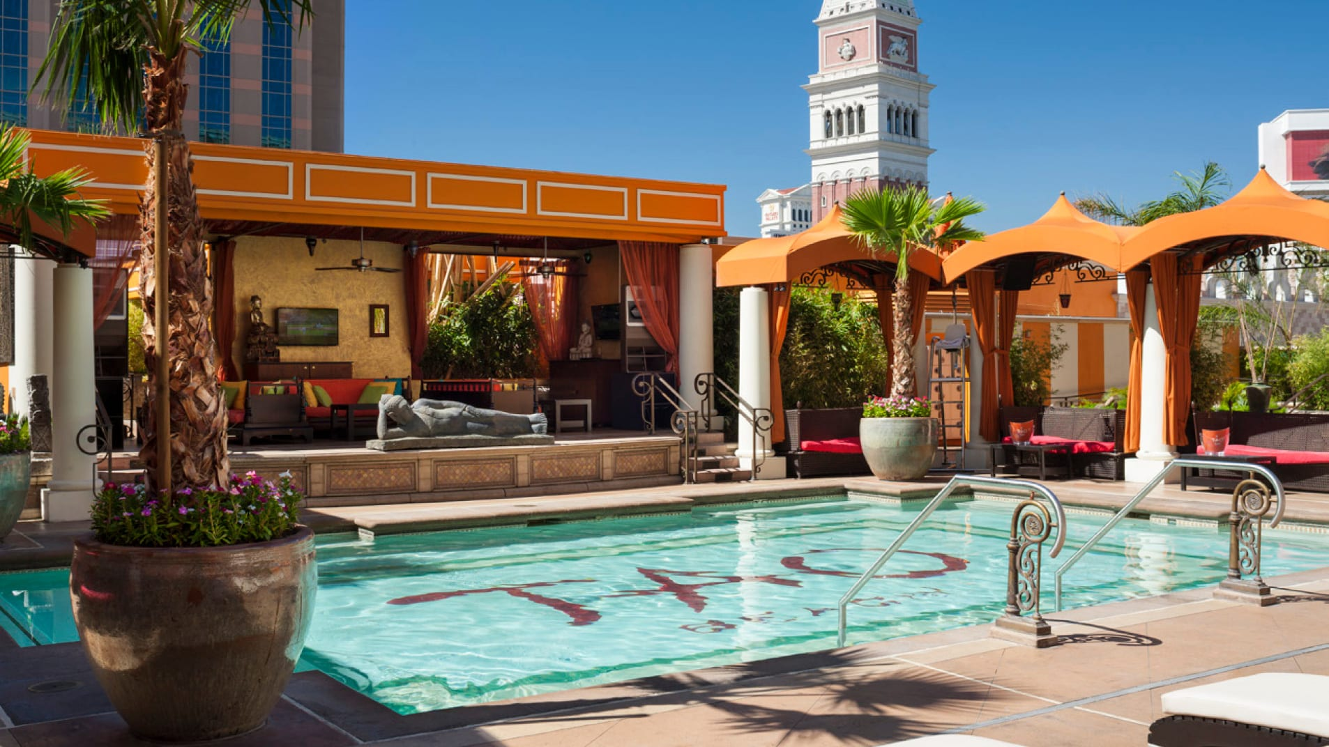 TAO Beach Las Vegas Rental