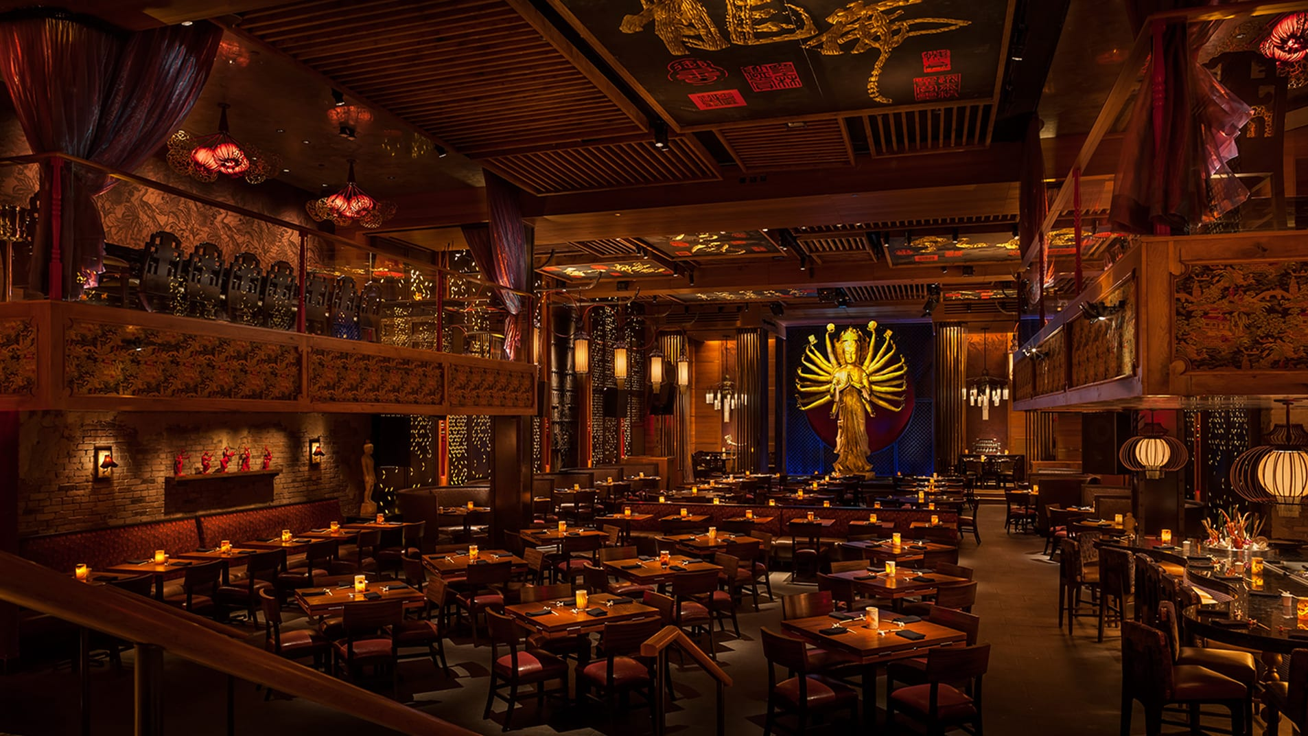 TAO Downtown Restaurant & Nightclub New York Rental