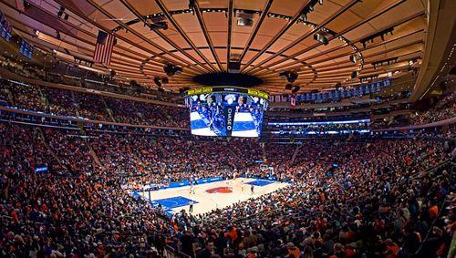 New York Knicks Tickets Msg Knicks Ticket Central