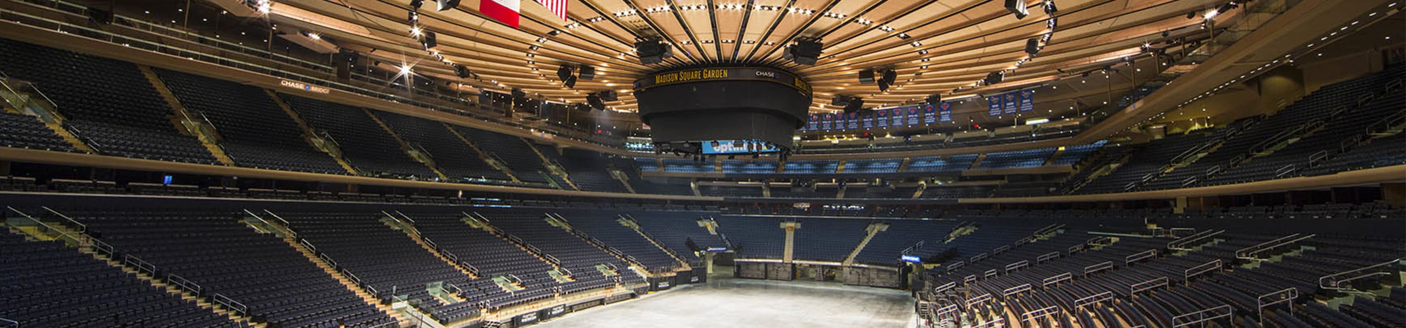 Madison Square Garden, MSG, the garden