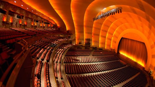 Radio City Music Hall Venue Tours Msg Official Site