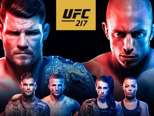 UFC 217 Tickets NYC | MSG | 11...