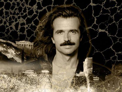 Yanni Acropolis 25th Ticket   Chicago Theatre   6/30/18