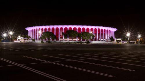 The Forum, Inglewood, Ca.