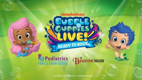 Bubble Guppies Live! | Promotion