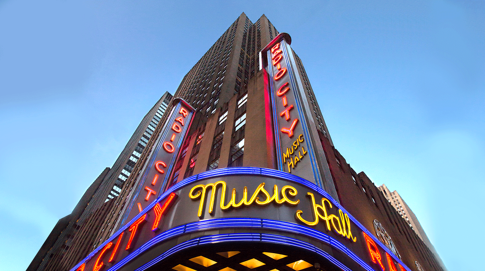 Radio City Music Hall Shows and Tours