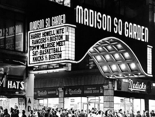 Madison Square Garden Facts History Msg Official Site