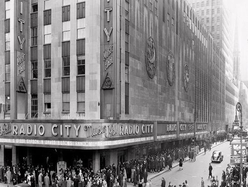 Radio City Music Hall History | Official Site