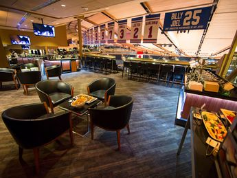 Madison Square Garden Lounges Suites
