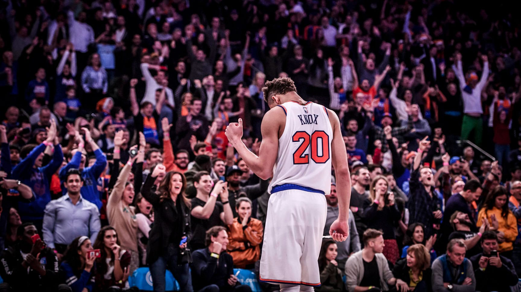NEW YORK KNICKS SOCIAL MEDIA GIVEAWAY