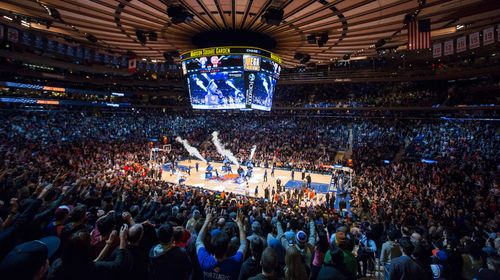 New York Sports Things To Do In New York New York Knicks Rangers
