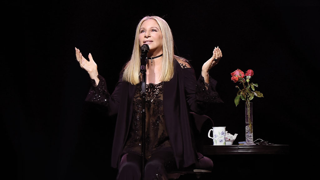 Barbra Streisand Tickets Madison Square Garden New York City