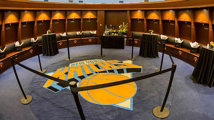 Madison Square Garden Suites - Knicks Locker Room Experience