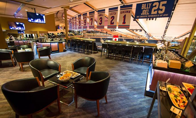 Madison Square Garden Suites - Lounges