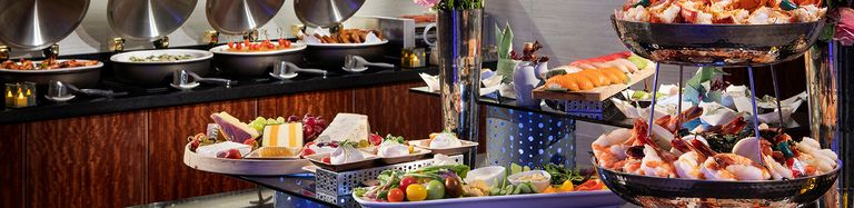 Madison Square Garden Suites - The Loft Food Offerings