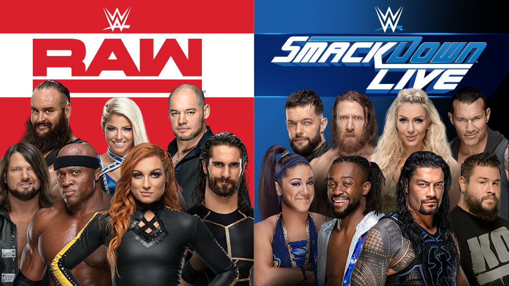 WWE Returns to Madison Square Garden New York City Monday Night Raw Smackdown