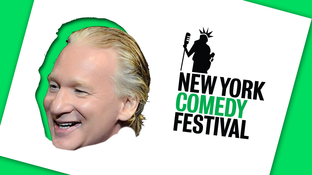 Bill Maher New York Comedy Festival Tickets | Hulu Theater at MSG