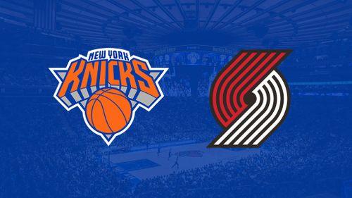 release info on release date: get online New York Knicks vs. Portland Trail Blazers Tickets | Madison ...