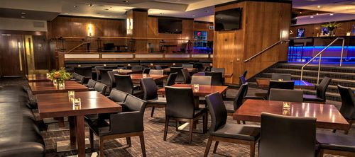 The Grill Room At Madison Square Garden