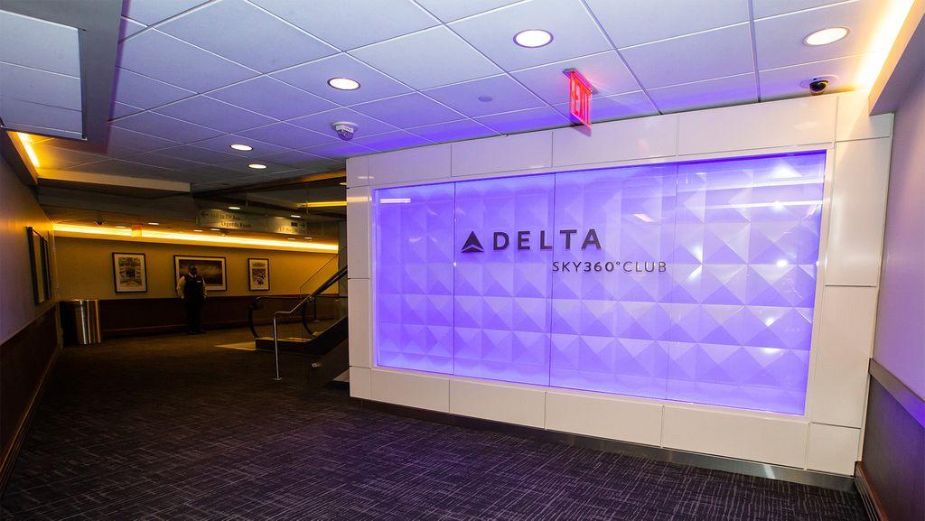 Delta 360 Club Madison Square Garden