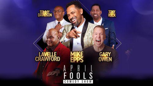 New On Hulu April 2020.April Fools Comedy Show Tickets Hulu Theater At Msg 4 4 20