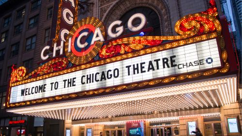 The Chicago Theatre Official Site